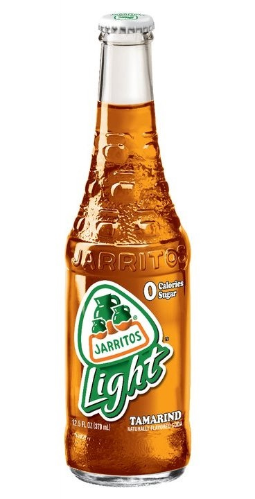 Picture of Jarritos Tamarind Light 12.5 oz - Item No. 90478-41013