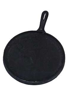 Picture of Comal - Cast Iron Plate Round - Item No. 9115