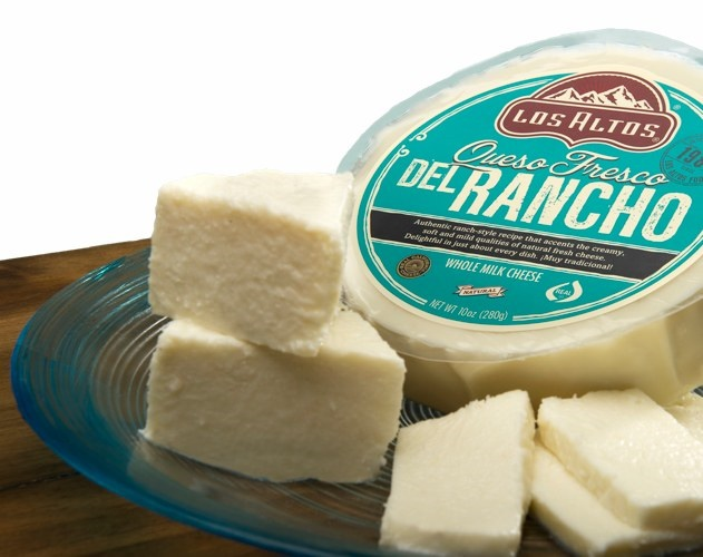 Picture of Queso Fresco Del Rancho Los Altos Cheese Tri-Pack - Item No. 91155-12253