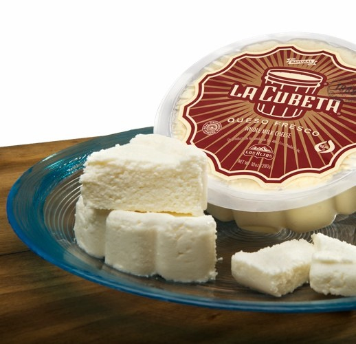 Picture of La Cubeta Queso Blanco Fresco Los Altos Cheese Tri-Pack - Item No. 91155-12353