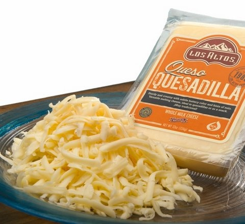 Picture of Queso Quesadilla Los Altos Cheese Tri-Pack - Item No. 91155-13750