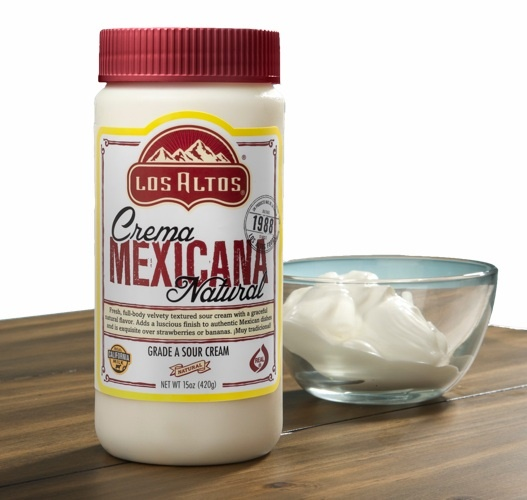 Picture of Crema Mexicana Natural Los Altos Cream Tri-Pack - Item No. 91155-15151