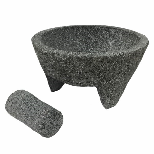 Picture of Mortar and Pestle Molcajete - Item No. 9117