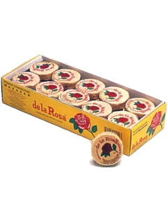 Picture of Mazapan - De la Rosa Peanut Mazapan Mexican Candy 30 units - Item No. 9223