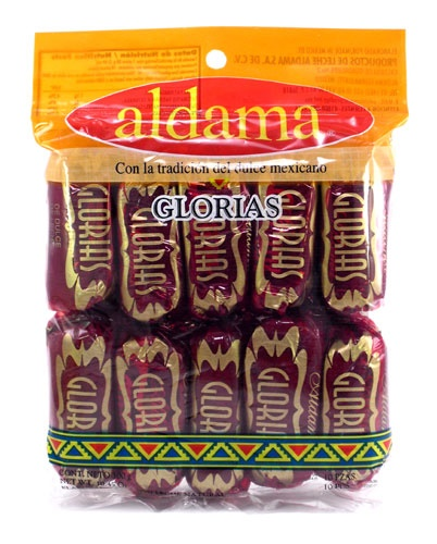 Picture of Aldama Glorias (10.4 oz) 10 count - Item No. 92250-10120