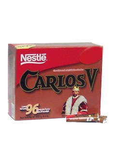 Picture of Carlos V Chocolate 96 count&nbsp;- Item No.&nbsp;9230