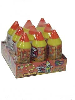Picture of Crayon - Strawberry - Fresa Candy 9 units&nbsp;- Item No.&nbsp;9254