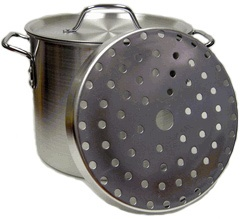 Picture of Tamale Steamer 20 Qt. - Item No. 92618