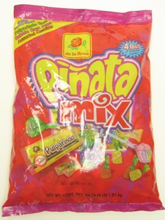 Picture of De la Rosa Pi�ata Mix 4 LB Bag - Item No. 9586