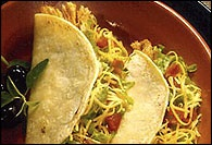 Picture of Dijon Grilled Chicken Tacos - Item No. 96-dijongrilledchickentacos