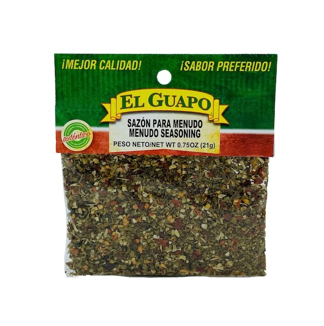 Picture of Menudo Mix Seasoning by El Sol de Mexico - Item No. 9623