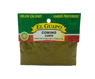 Picture of Ground Cumin - Comino Molido by El Sol de Mexico - Item No. 9628