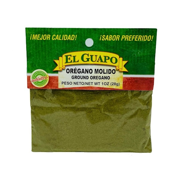 Picture of Ground Mexican Oregano by El Sol de Mexico - Item No. 9644