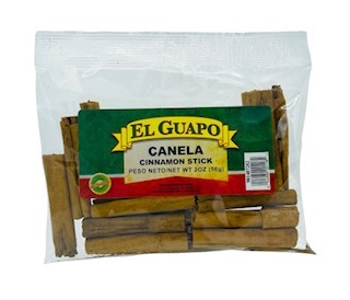 Picture of Whole Cinnamon by El Sol de Mexico - Item No. 9665