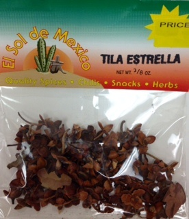 Picture of Tila Estrella by El Sol de Mexico 3/8 oz - Item No. 9694