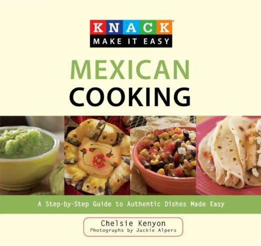 Picture of Mexican Cooking A Step-by-Step Guide to Authentic Dishes Made Easy  - Item No. 9781599217802