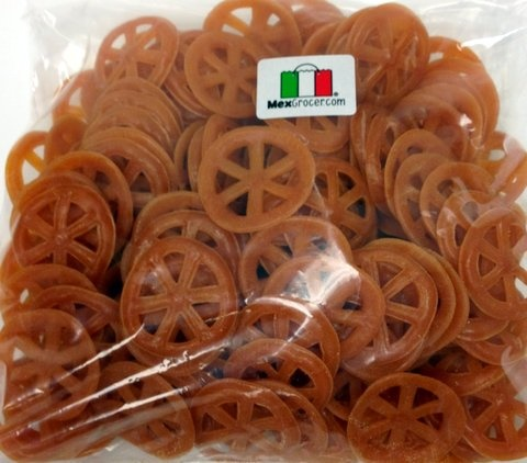 Picture of Duritos Wheels Wheat Snacks by El Sol de Mexico 8 oz. - Item No. 9830