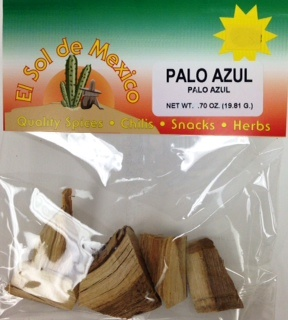 Picture of Palo Azul / Kidney Wood by El Sol de Mexico - Item No. 9840