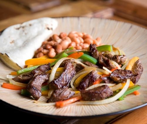 Picture of  - Item No. chef-lala-steak-fajitas