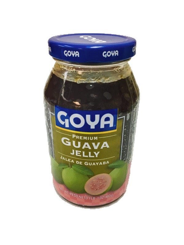 Picture of Goya Guava Jelly 17 oz - Item No. goya-2101