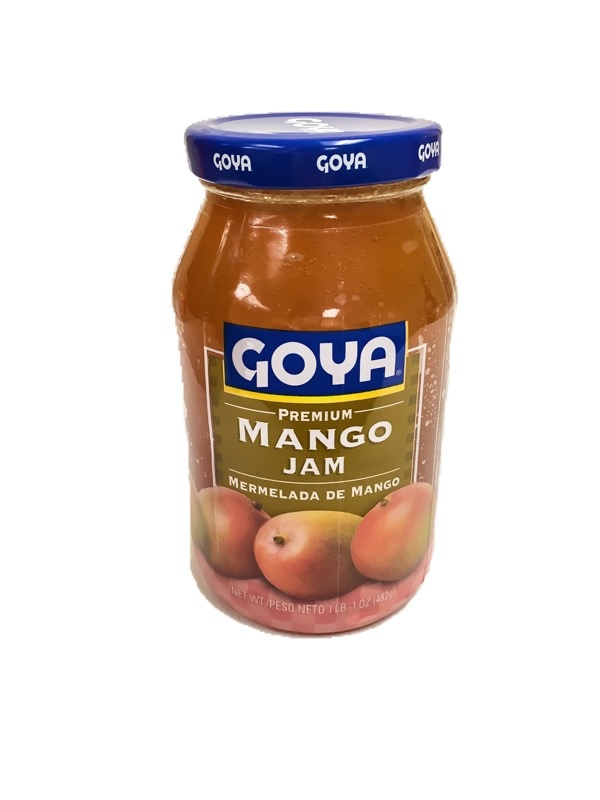 Picture of Goya Mango Jam 17 oz - Item No. goya-2105