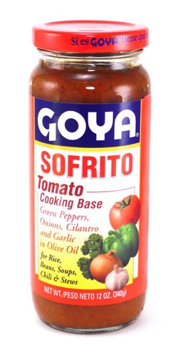 Picture of Goya Sofrito 12 oz - Item No. goya-2146