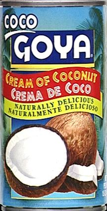 Picture of Goya Coco - Cream of Coconut 15 oz&nbsp;- Item No.&nbsp;goya-2163