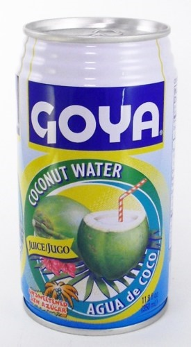 Picture of Goya Coconut Water Unsweetened 11.8 fl oz - Item No. goya-2786