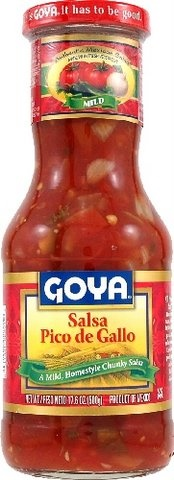 Picture of Goya Pico de Gallo Salsa 17.6 oz&nbsp;- Item No.&nbsp;goya-2891