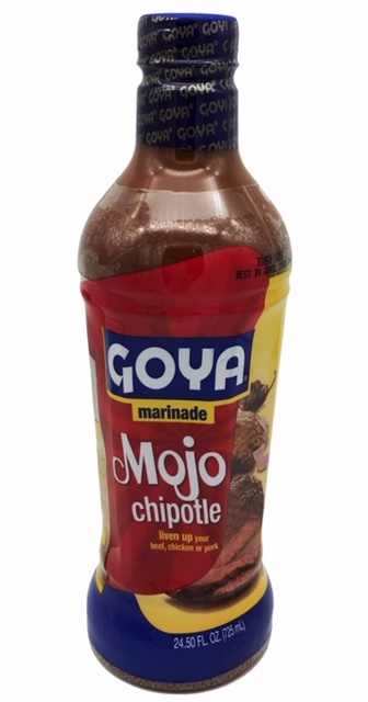 Picture of Goya Chipotle Mojo Marinade 24 oz - Item No. goya-3058