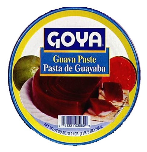 Picture of Goya Guava Paste 21 oz - Item No. goya-3080