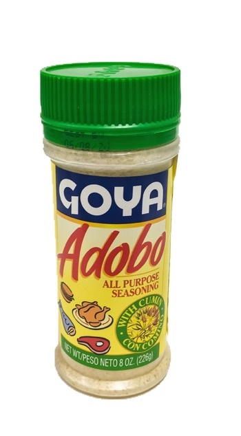 Picture of Goya All Purpose Seasoning Mix wit Cumin 8 oz - Item No. goya-3820