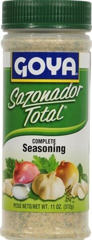 Picture of Goya Sazonador Total - Complete Seasoning 11 oz&nbsp;- Item No.&nbsp;goya-3884
