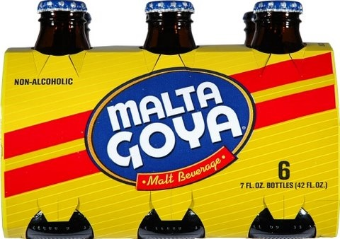 Picture of Goya Malta (7 oz) 6 pack&nbsp;- Item No.&nbsp;goya-4006