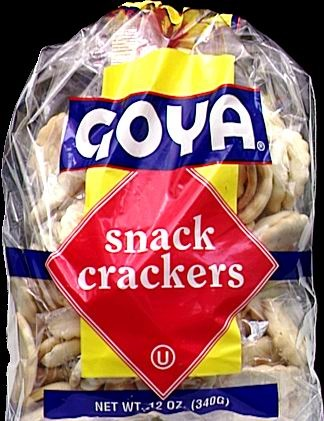 Picture of Goya Snack Crackers 12 oz - Item No. goya-4955