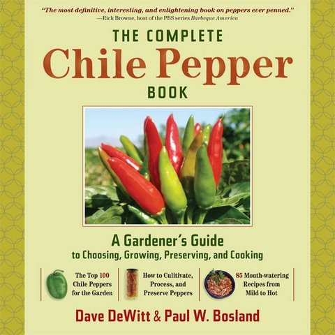 Picture of he Complete Chile Pepper Book by Dave Dewitt - Item No. isbn0881929204