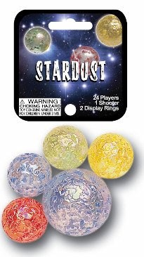 Picture of Stardust Marbles Game Net (Canicas) 6.25
