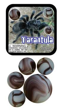 Picture of Tarantula Marbles Game Net (Canicas) 6.25