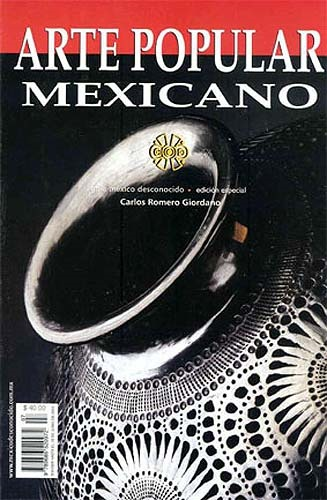 Picture of Arte Popular Mexicano en Mexico Desconocido - Item No. md-007