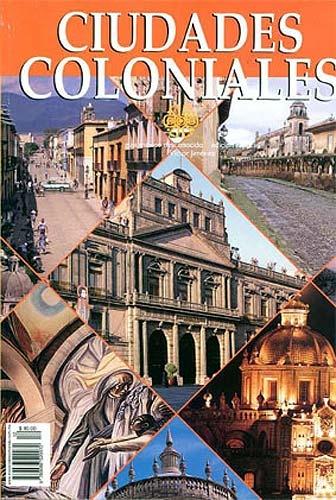 Picture of Ciudades Coloniales de Mexico Desconocido- Item No.md-012