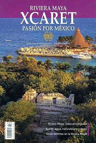 Picture of Riviera Maya Xcaret - Pasion por Mexico Desconocido&nbsp;- Item No.&nbsp;md-018