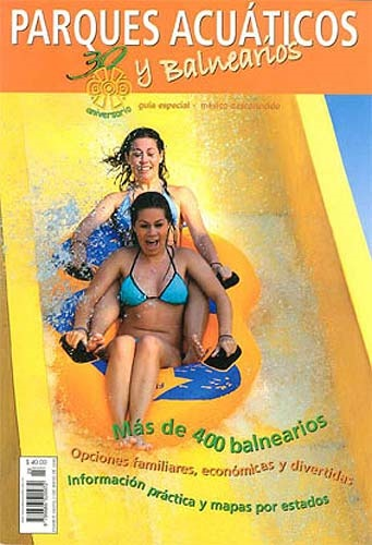 Picture of Parques Acuaticos y Balnearios en Mexico Desconocido - Item No. md-023