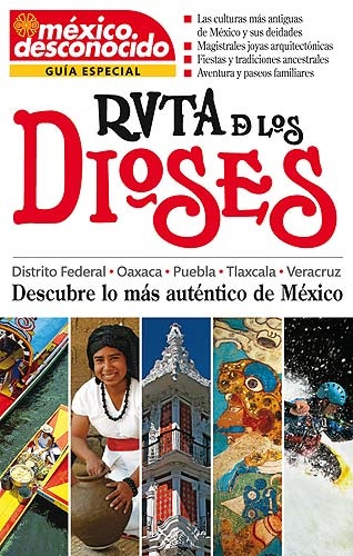 Picture of Ruta de los Dioses en Mexico - Item No. md-032