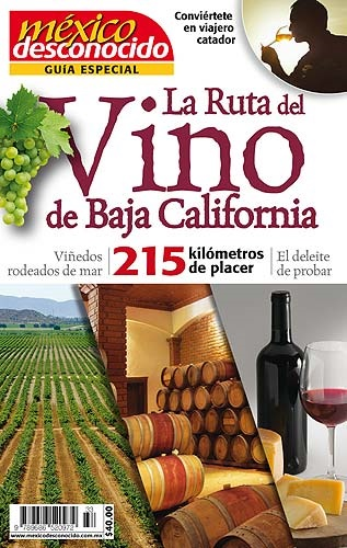 Picture of La Ruta del Vino en Baja California Mexico Desconocido - Item No. md-033