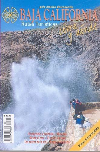 Picture of Rutas Turisticas - Baja California Mexico Desconocido- Item No.md-111