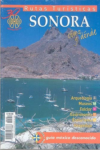 Picture of Rutas Turisticas - Sonora Mexico Desconocido - Item No. md-122