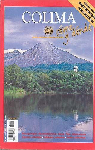 Picture of Mexico Desconocido Rutas Turisticas - Colima&nbsp;- Item No.&nbsp;md-136