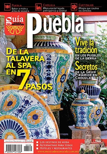 Picture of Rutas Turisticas - Puebla Mexico Desconocido&nbsp;- Item No.&nbsp;md-139