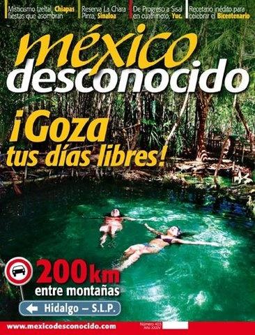 Picture of Goza Tus Dias Libres en Mexico Desconocido- Item No.md-403