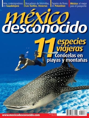 Picture of 11 Especies Viajeras en Mexico: Conocelas en Playas y Montanas Mexico Desconocido&nbsp;- Item No.&nbsp;md-404